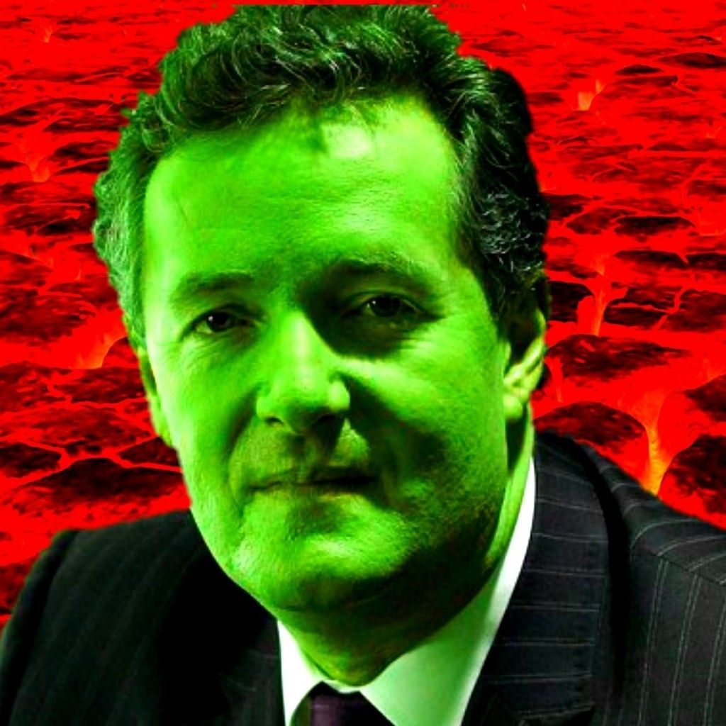 Piers. Circle of Hell 5.